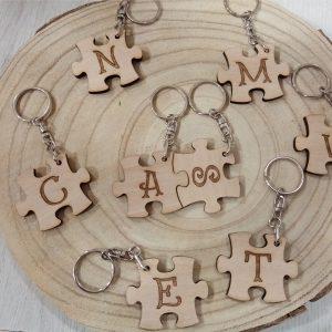 LLaveros puzzle madera