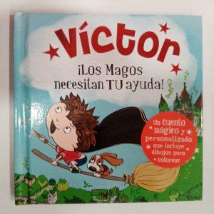 """Cuento Personalizado """"Victor"""""""