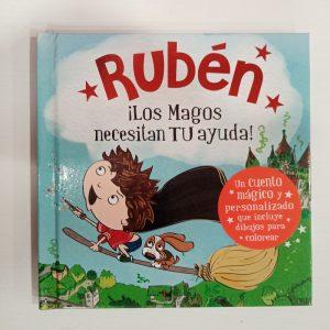 """Cuento Personalizado """"Rubén"""""""