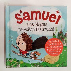 """Cuento Personalizado """"Samuel"""""""